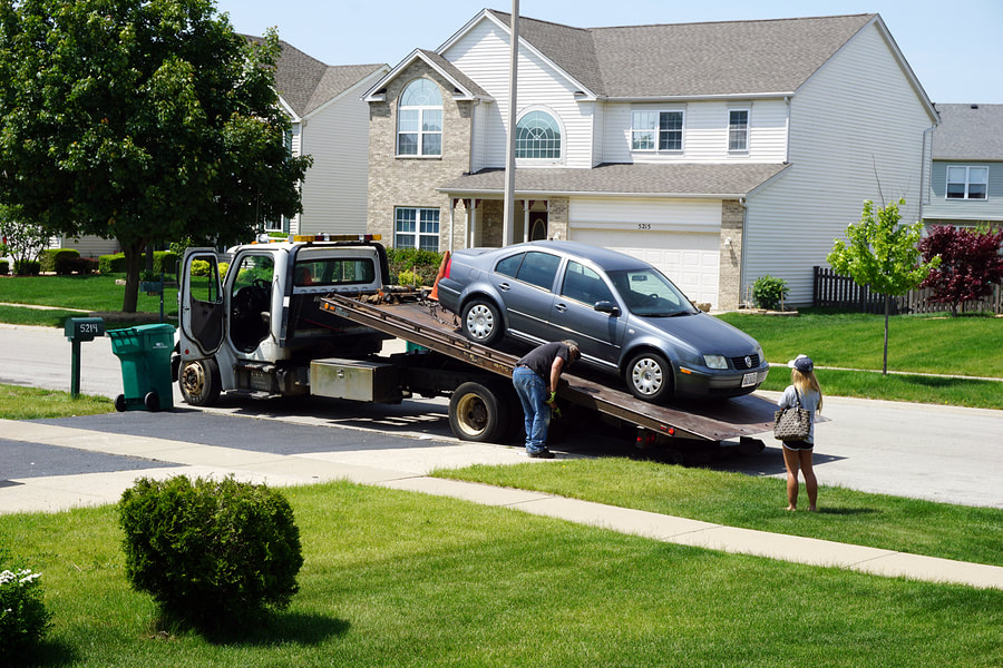 local towing company in wichita